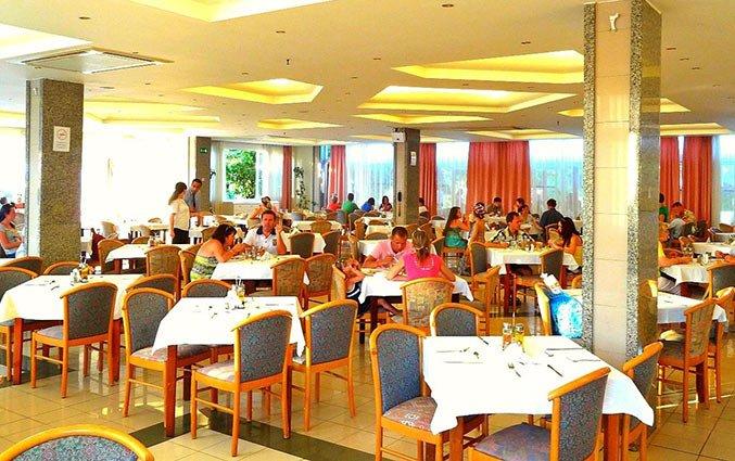 Restaurant van Aparthotel Filerimos Village op Rhodos