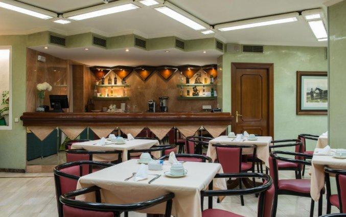 Restaurant hotel Derby in Sevilla