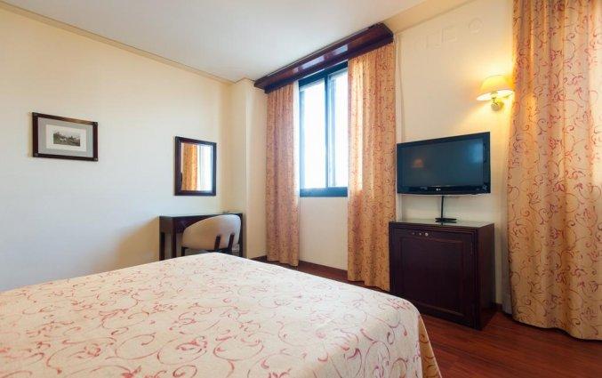 Slaapkamer hotel Derby in Sevilla