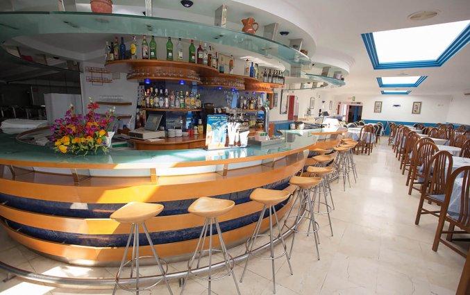 Bar van Studio's Pez Azul op Tenerife