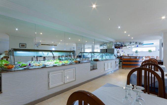 Restaurant van Studio's Pez Azul op Tenerife