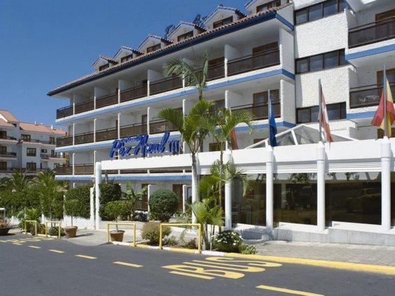 Gebouw van Studio's Pez Azul op Tenerife