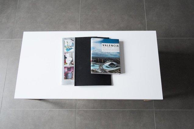 Welkomst folders van Appartementen Valencia Centre Torres de Quart Valencia