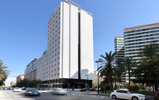 Gebouw van Hotel Eurostars Rey Don Jaime in Valencia