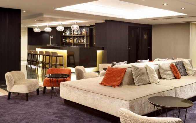 Lounge van Hotel Eurostars Rey Don Jaime in Valencia