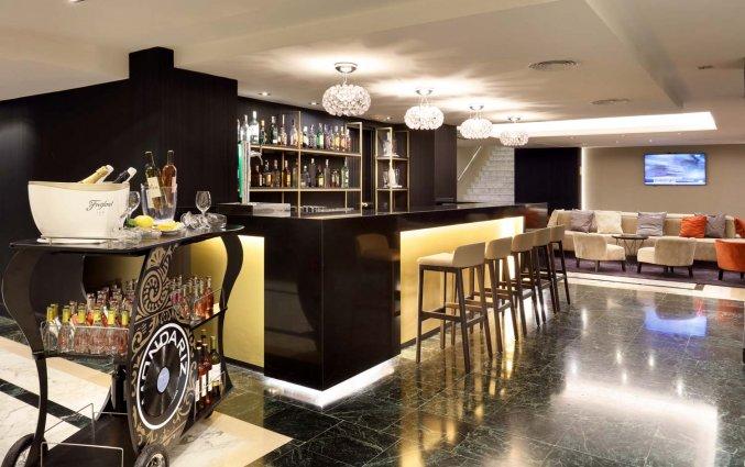 Bar van Hotel Eurostars Rey Don Jaime in Valencia