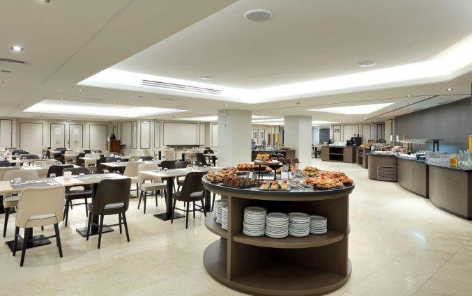 Ontbijtzaal van Hotel Eurostars Rey Don Jaime in Valencia