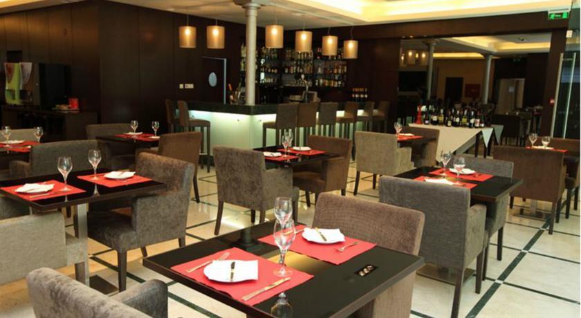 Restaurant van Hotel Turim Restauradores in Lissabon