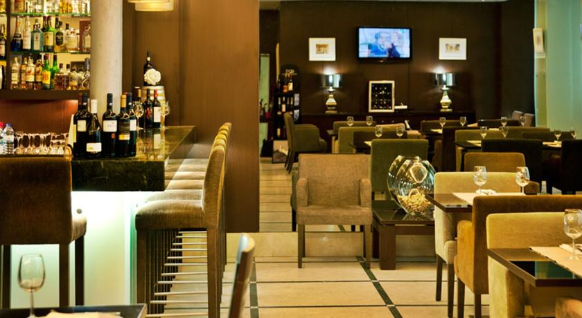 Bar van Hotel Turim Restauradores in Lissabon