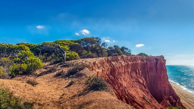 Algarve - natuurgebied
