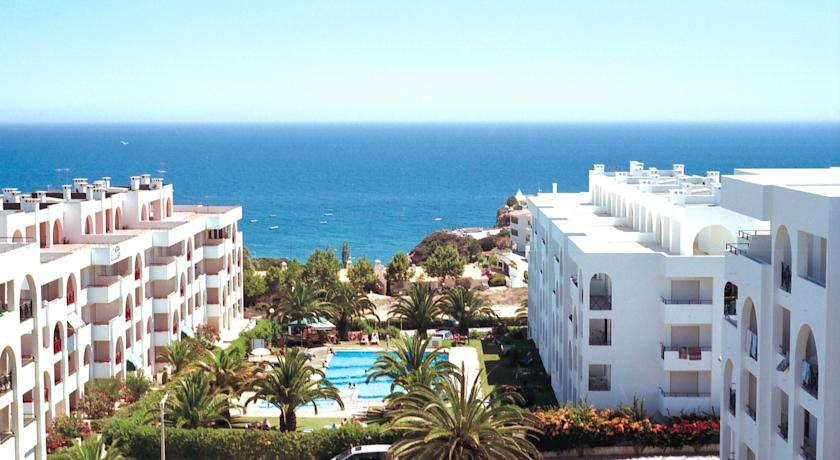Gebouw van Appartementen Be Smart Terrace in de Algarve