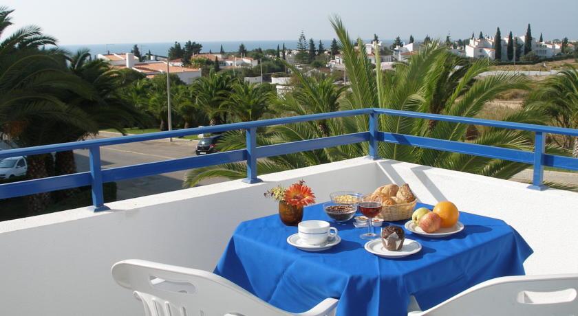 Balkon van Appartementen Be Smart Terrace in de Algarve