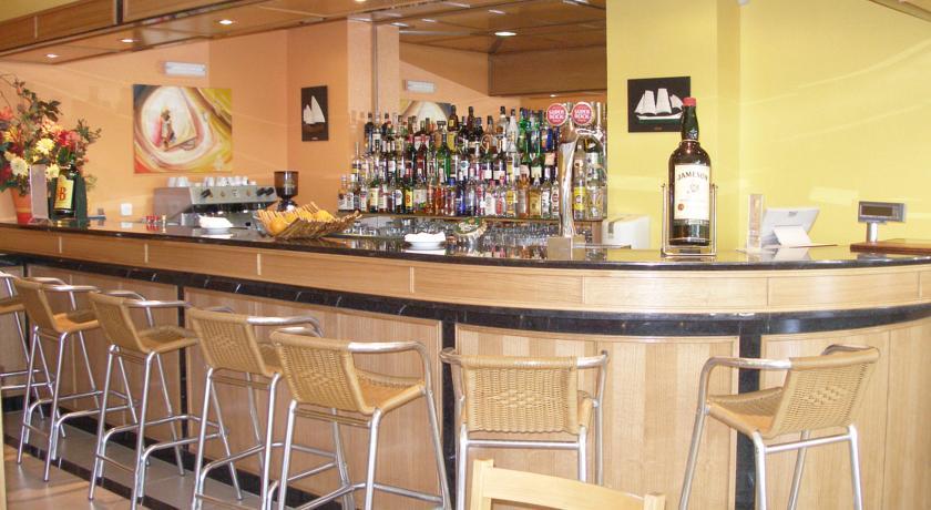 Bar van Appartementen Be Smart Terrace in de Algarve