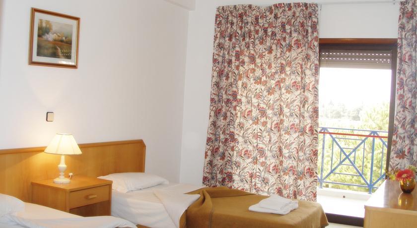 Tweepersoonskamer van Appartementen Be Smart Terrace in de Algarve