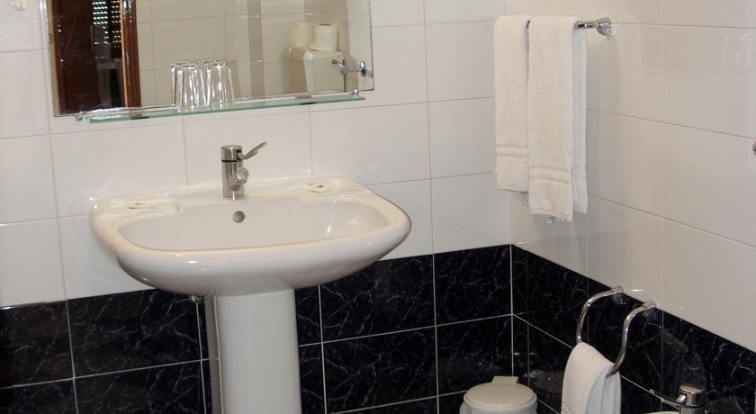 Badkamer van Appartementen Be Smart Terrace in de Algarve