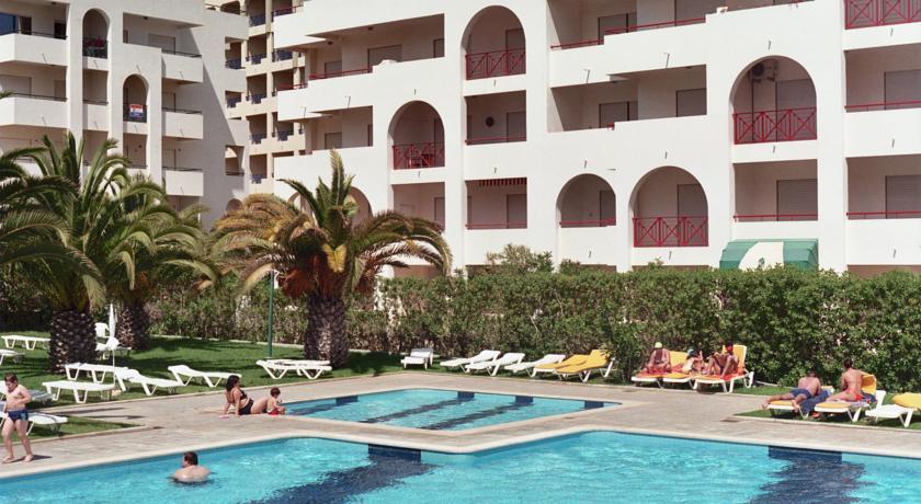 Zwembad van Appartementen Be Smart Terrace in de Algarve