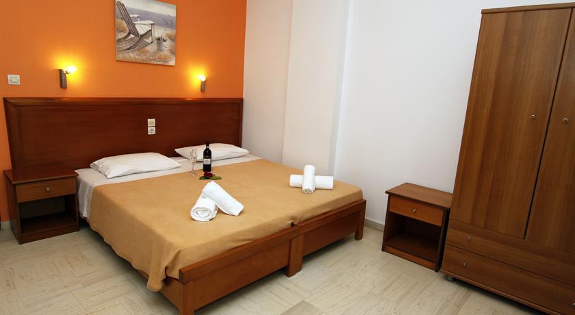 Appartement van Appartementen Lofos op Corfu
