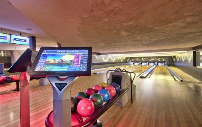 Bowlingbaan van Resort DB Seabank op Malta