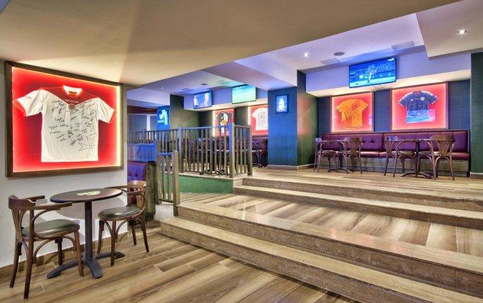 Bar van Resort DB Seabank op Malta