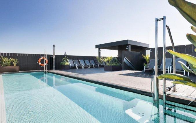 Zwembad van Hotel Andante