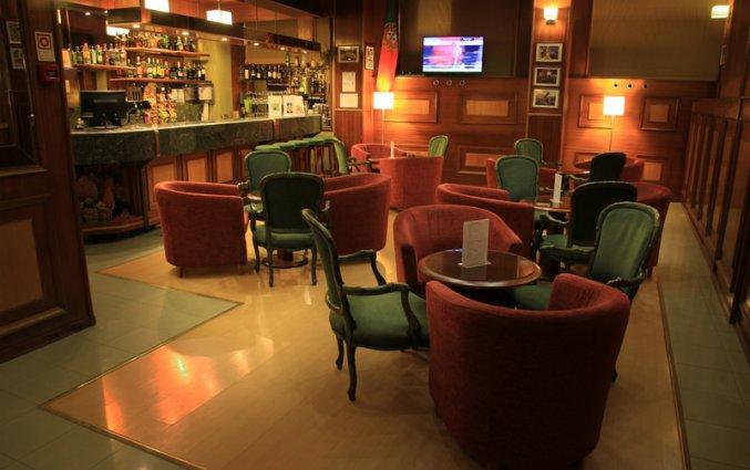 Bar van Hotel da Bolsa in Porto