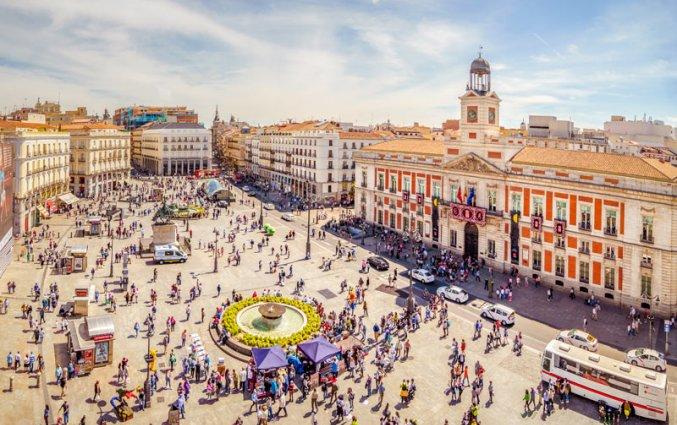Madrid - Puerta del Sol