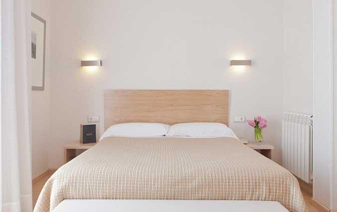 Tweepersoonskamer van Hotel Regente in Madrid
