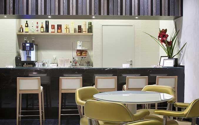 Ontbijtzaal van Hotel Regente in Madrid