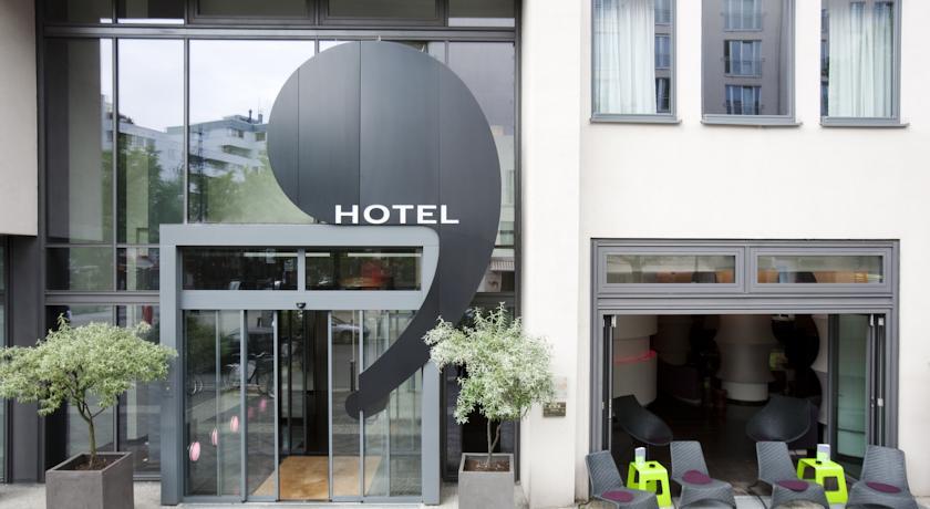Entree van Hotel Ku'Damm 101 in Berlijn