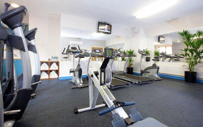Fitnessruimte van Hotel Mespil in Dublin