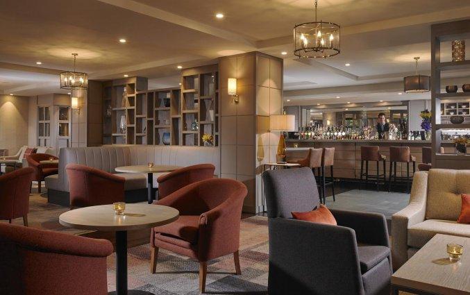 Bar van Hotel Mespil in Dublin