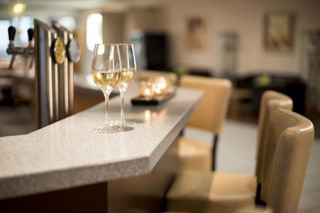 Bar in cityhotel Arion Vienna in Wenen