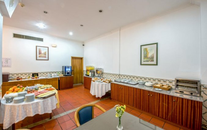 Ontbijtzaal van Hotel Colina do Mar in de Algarve