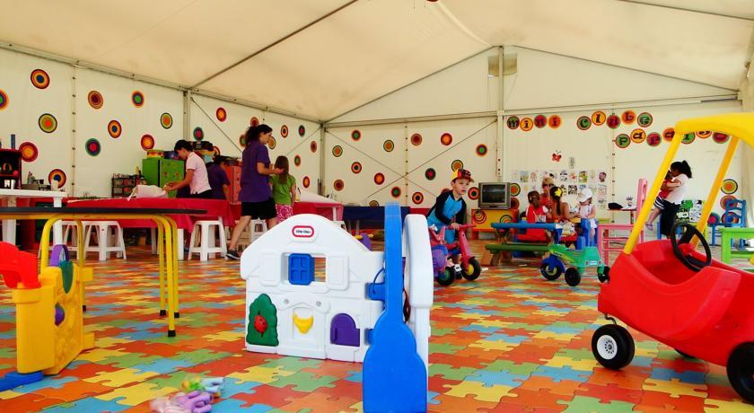 Kinderopvang van Appartementen Paraiso Albufeira in Algarve