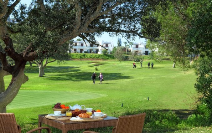 Golfbaan van Resort Balaia Golf Village in Algarve