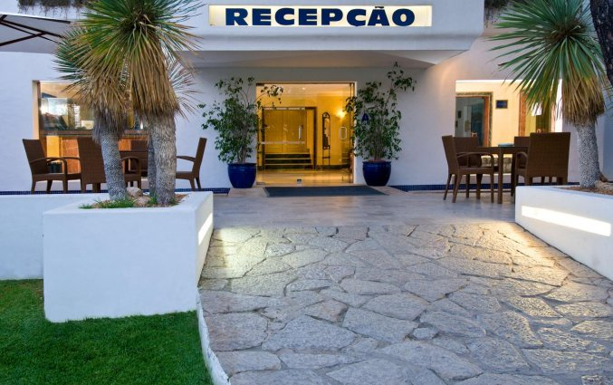 Receptie van Resort Balaia Golf Village in Algarve