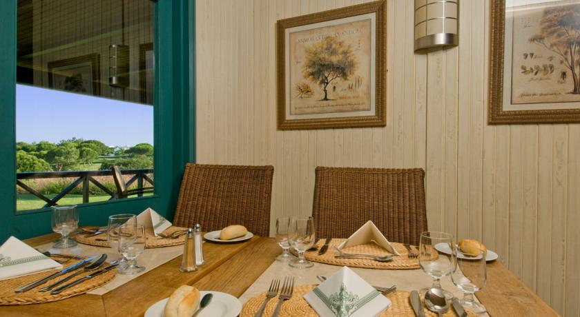 Restaurant van Resort Balaia Golf Village in Algarve