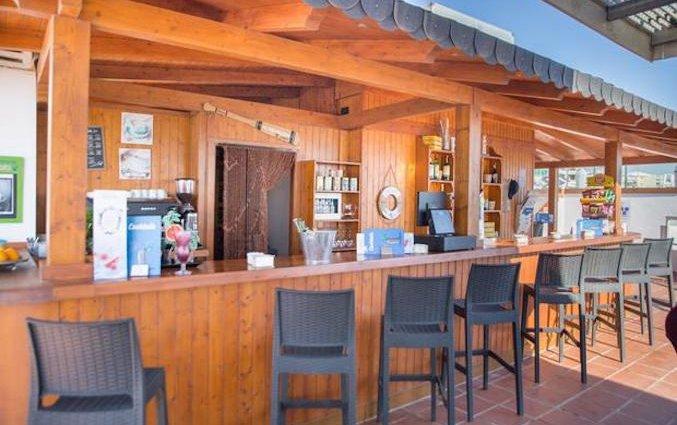 Bar van Hotel AlunaSun Lago Rojo in de Costa del Sol