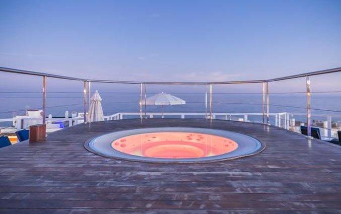 Buitenzwembad van Hotel AlunaSun Lago Rojo in de Costa del Sol