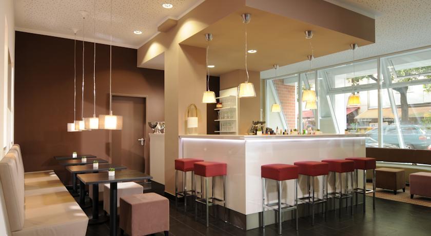 Bar van Hotel Leonardo in Berlijn