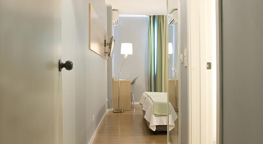 Tweepersoonskamer van Hotel Clip Gaia Porto in Porto