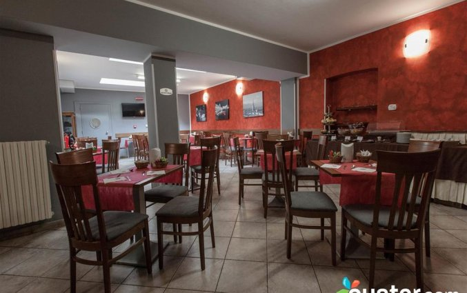 Restaurant in Hotel Urbani Turijn