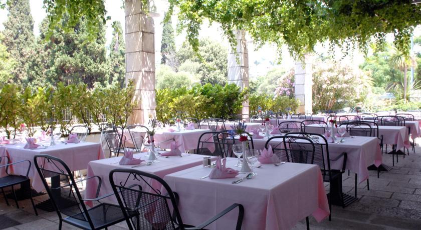 Restaurant van Hotel Komodor in Dubrovnik