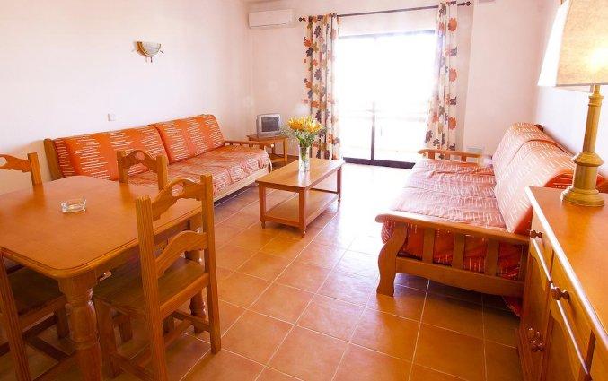 Woonruimte in appartement van Appartementen Mirachoro 2
