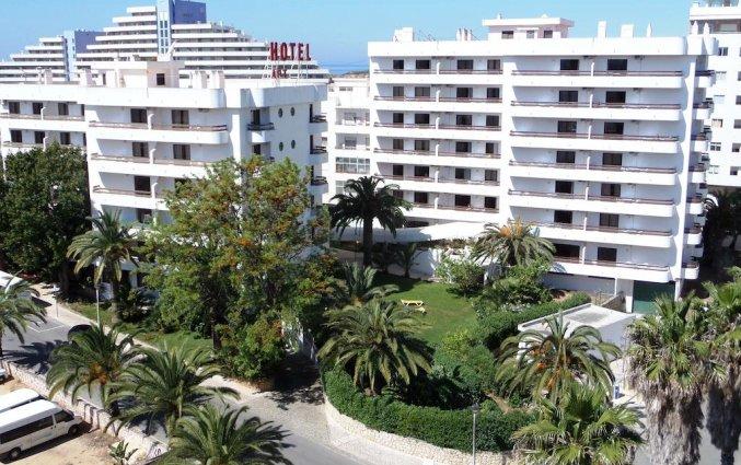 Buitenaanzicht van Appartementen Mirachoro 2