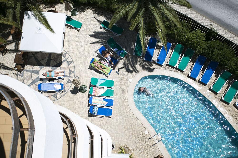 Buitenzwembad van Appartementen Mirachoro 2