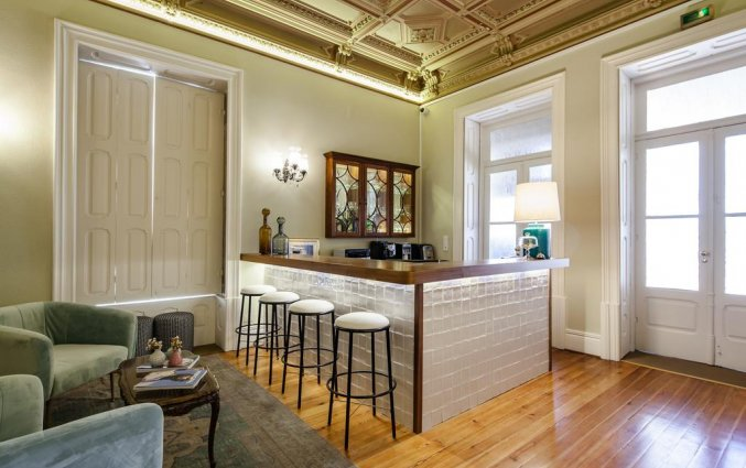 Bar van Hotel The Rex in Porto