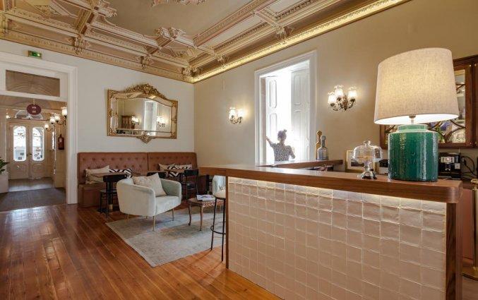 Ontbijtruimte van Hotel The Rex in Porto