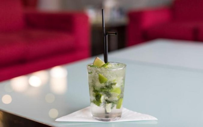 Bar van Hotel Legendary in Porto