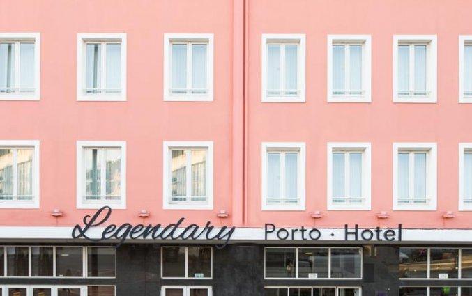 Gebouw van Hotel Legendary in Porto
